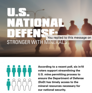 U.S. National Defense: Stronger with Minerals